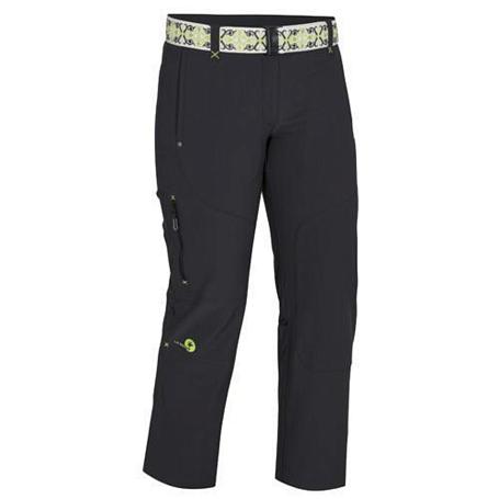 Купить Брюки для активного отдыха Salewa La Mano LUCIA DST W PNT black Одежда туристическая 781390