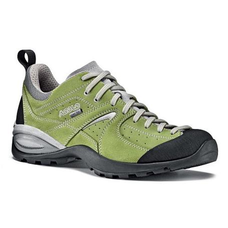 Купить Ботинки для треккинга (низкие) Asolo Escape Mantra GV ML Dark Pear, Треккинговая обувь, 899558