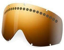 Запасные линзы Oakley O-Frame Gold Iridium (Pers Base)
