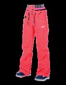 Брюки Сноубордические Picture Organic 2016-17 Slany Pant 2.0 A Neon Pink