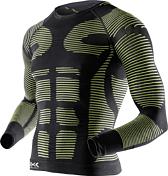 Футболка X-bionic 2016-17 Precuperation Man Shirt LG SL B130 / Черный