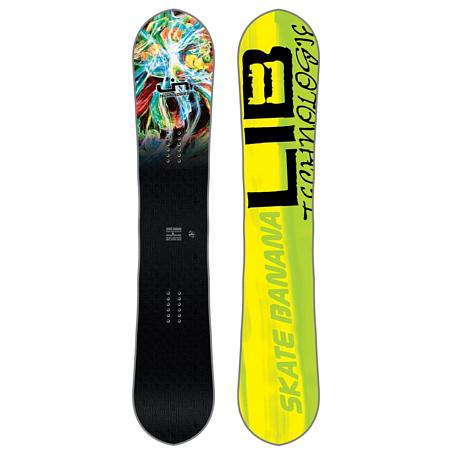 Купить Сноуборд Lib Tech 2017-18 SK8 BANANA BTX доски 1357982
