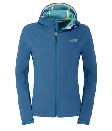 Жакет туристический THE NORTH FACE 2015 Outerwear W TEDESCO PLUS HDIE PRUSSIAN BLUE 44A