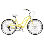 Велосипед Schwinn S7 Women 2019 Yellow