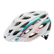 Летний шлем Alpina MTB D-Alto LE white-rose-lightblue