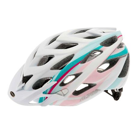 Купить Летний шлем Alpina MTB D-Alto LE white-rose-lightblue, Шлемы велосипедные, 1179883