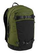 Рюкзак BURTON DAY HIKER 28L RIFLE GREEN RIPSTOP