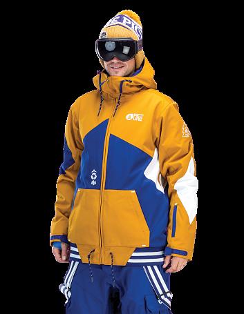 Купить Куртка сноубордическая Picture Organic 2015-16 COLLEGE Brown Одежда 1219603