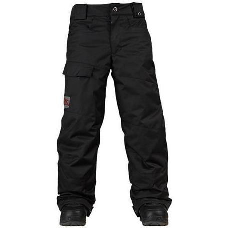 Купить Брюки сноубордические BURTON 2010-11 BOYS DISTORTION PANT TRUE BLACK (черный) Детская одежда 666360