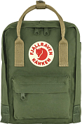 Рюкзак FjallRaven 2021 Kånken Mini Spruce Green-Clay