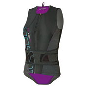 Защитный жилет KOMPERDELL 2014-15 Airshock women Airshock Vest Women with Belt women
