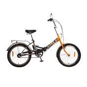 """Велосипед6-9 лет (колеса 20)<br>Велосипед, предназначенный для детей в возрасте от 5 до 9 лет.<br><br>Диаметр колес: 20<br>Размер рамы: 15""""<br>Рама &amp;#40;материал&amp;#41;: сталь<br>Количество скоростей: 3<br>Вилка передняя: стальная<br>Рулевая колонка: сталь<br>Каретка: сталь<br>Система: PROWHEEL, сталь, 40T<br>Втулка передняя: KT, сталь<br>Втулка задняя: SHIMANO, Nexus 3-х скоростная<br>Трещотка: -<br>Звездочка: 21T<br>Задний переключатель скоростей: -<br>Шифтеры: SHIMANO NEXUS, SL-3S41E<br>Тормоза: передний: POWER, V-типа; задний: SHIMANO ножной<br>Обода: алюминий, двойны<br>Покрышки: KENDA, 20x2.25<br>Крылья: нержавеющая сталь<br>Педали: пластик/сталь<br>Седло: Cionlli<br>Багажник: стальной с зажимом<br>Дополнительно: зеркало, насос, звонок"""