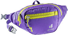 Сумка поясная Deuter 2020-21 Junior Belt Violet
