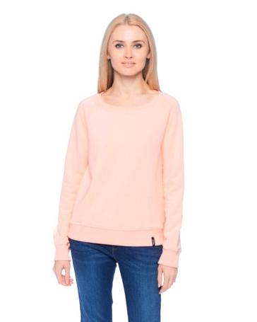 Купить Толстовка для активного отдыха Emblem 2017 Сut Sweatshirt peach / персиковый Одежда туристическая 1333181