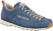 Ботинки городские Dolomite 54 Lh Canvas W's Denim Blue/Canapa