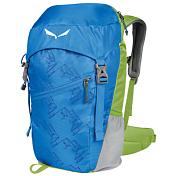 РюкзакРюкзаки детские<br>Удобный детский рюкзак с клапаном<br> <br> - объем 20 л<br> - система Easy-Fit обеспечивает идеальную посадку<br> - основное отделение, передний карман на молнии, боковые карманы, внутренний карман<br> - светоотражающие элементы<br> - крепление для палок<br> - ткань 150Dx150D полиэстер Ripstop<br> - вес 340 гр<br> - размер 46 х 26 х 21 см