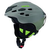 Зимний Шлем<br>Модель создана специально для тех, кто не хочет идти на компромисс между технологиями и стилем.Исключительно устойчивый и легкий. Благодаря эффективной системы вентиляции между внутренней и внешней оболочкой микроклимат под шлемом всегда прохладный. Вынимаемая внутренняя подкладка шлема, которую можно стирать. Размеры: 52-61 см.<br> Модель с глянцевым покрытием.<br>(Модели с буквами L.E. в названии имеют матовое покрытие. Модели без пометки - глянцевое покрытие.)<br><br>Технологии:<br>INMOLD TEC – технология соединения внутренней и внешней части шлема при помощи высокой температуры.  Данный метод делает соединение исключительно прочным, а сам шлем легким. Такой метод соединения гораздо надежнее и безопаснее обычного склеивания.<br>CERAMIC – особая технология производства внешней оболочки шлема. Используются легковесные материалы экстремально прочные и устойчивые к царапинам. Возможно использование при сильном УФ изучении, так же поверхность имеет антистатическое покрытие. <br>RUN SYSTEM – простая система настройки шлема, позволяющая добиться надежной фиксации.<br>AIRSTREAM CONTROL – регулируемые воздушные клапана для полного контроля внутренней вентиляции. <br>REMOVABLE EARPADS -  съемные амбушюры добавляют чувства свободы во время катания в теплую погоду, не в ущерб безопасности.  При падении температуры, амбушюры легко устанавливаются обратно на шлем.<br>CHANGEABLE INTERIOR – съемная внутренняя часть. Допускается стирка в теплой мыльной воде.<br>NECKWARMER – дополнительное утепление шеи. Изготовлено из мягкого флиса.<br><br><br>Пол: Унисекс<br>Возраст: Взрослый