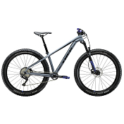 Велосипед Trek Roscoe 7 Womens 2019 Matte Battleship Blue