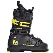 Горнолыжные ботинкиБотинки горнoлыжные<br>Высокотехнологичные горнолыжные ботинки для уверенно катающихся и экспертов<br> <br> -технология индивидуальной подгонки Vacuum<br> -Vдополнительный комфорт в зоне пальцев и в подъеме стопы<br> -плотная фиксация голеностопа и великолепная энергопередача за счет применения термоформируемого уплотнения из материала Ultralo<br> -жесткость 130<br> -ширина колодки 93-103 мм<br> -клипсы - алюминий, 4 штуки<br> -застежка New RC Pro<br> -внешний VACU-PLAST<br> -размеры 23,5-29,5