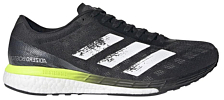 Беговые кроссовки Adidas Adizero Boston 9 M Core Black/Ftw White/Solar Yellow