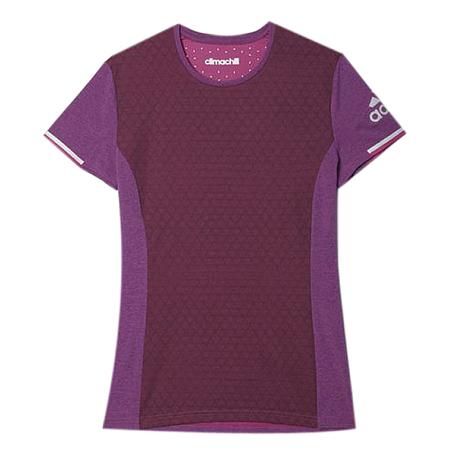 Купить Футболка беговая Adidas 2016 SN CLMCH TEE W CHSHPI Одежда для бега и фитнеса 1266017
