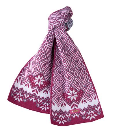 Купить Шарф Kama 2017-18 SB07 pink Головные уборы, шарфы 1186684
