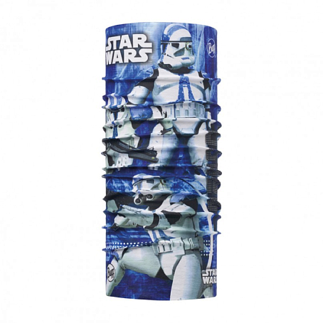 Купить Бандана BUFF Licenses STAR WARS JR ORIGINAL CLONE BLUE/OD Банданы и шарфы Buff ® 1343526