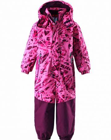 Купить Комбинезон горнолыжный Reima 2016-17 CUP СВЕКОЛЬНЫЙ Детская одежда 1279313