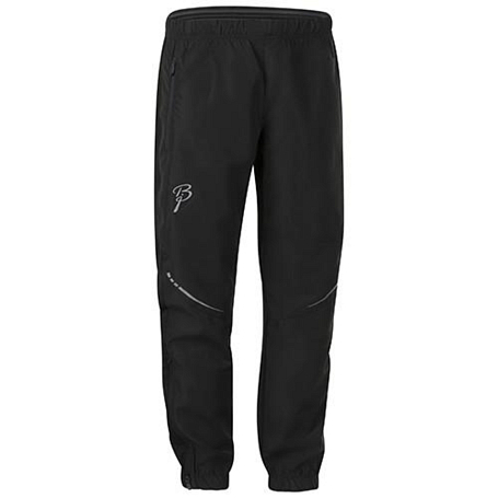 Брюки беговые Bjorn Daehlie Junior Pants FUSION Junior Black (Черный)