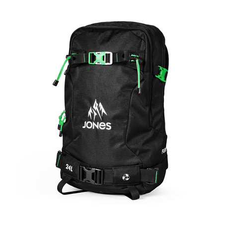 Рюкзак Jones 2014-15 Further 24L Black / Green