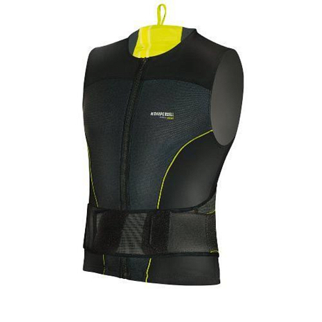 Защитный жилет KOMPERDELL 2012-13 Protector Airshock Vest Men with Belt
