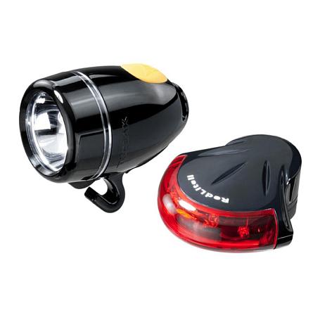 Купить Комплект фар TOPEAK HigLite Combo II (WhiteLite + RedLite II) Black Фары и фонари 1144370