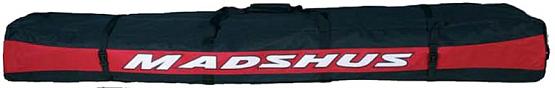 Купить Чехол для беговых лыж MADSHUS Ski bag 15 pars Чехлы 562473