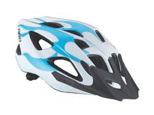 Летний шлемШлемы велосипедные<br>18 вентиляционных отверстий с отверстиями<br>сзади для оптимального потока воздуха.<br>Съемный козырек.<br>Размер: S &amp;#40;48-52 см&amp;#41;.