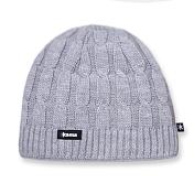 ШапкаГоловные уборы<br>Теплая вязаная шапка с флисовой повязкой Tecnopile внутри для дополнительной защиты.<br>Состав: 45% мериносовая шерсть, 55% акрил<br>Размер: универсальный 54-62 см<br>Цвет: светло-серый<br><br>Пол: Унисекс<br>Возраст: Взрослый<br>Вид: шапка