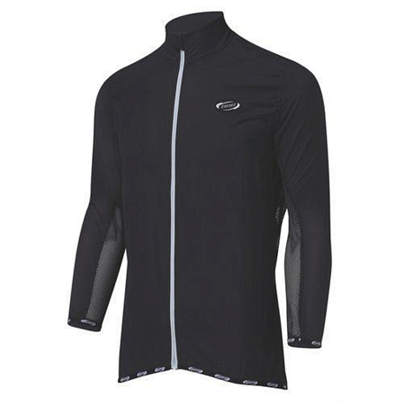 Велокуртка BBB MistralShield wind jacket man black (BBW-144)