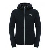 Жакет для активного отдыха THE NORTH FACE 2016-17 M ZERMATT FZ HOODIE TNFBLACKBLCKHTR