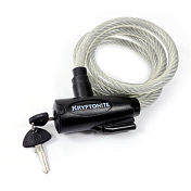 Замок велосипедный Kryptonite Cables Keeper 1212 key cable