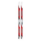 Беговые лыжиБеговые лыжи<br>Детские лыжи имеющие современный дизайн и предназначенные для прогулочного катания и тренировок.<br> <br> -Сердечник изготовлен из облегченного дерева с воздушными каналами<br> -Всепогодная структура скользящей поверхности облегчает скольжение и упрощает уход за лыжами <br> <br> Как выбрать подходящие беговые лыжи&&<br>