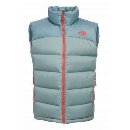 Жилет туристический THE NORTH FACE 2013 M NUPTSE 2 VEST (GOBLIN BLUE) серо-голубой