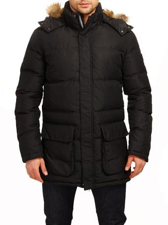 Купить Куртка горнолыжная EA7 Emporio Armani 2014-15 MOUNTAIN PUFFY JKTS M DOWN JACKET 9 271456/4A378 NERO Одежда 1143673