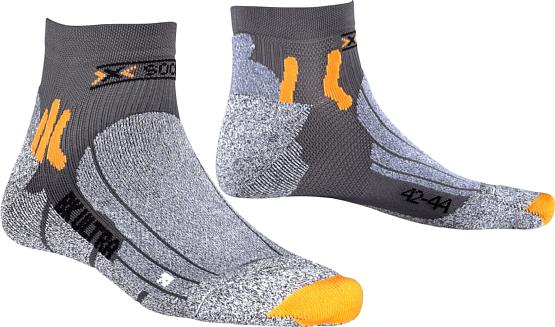 Купить Носки X-Bionic 2016-17 X-SOCKS BIKING ULTRALIGHT G045 / Серый, Носки, 1277605