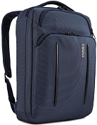 "Рюкзак THULE Crossover  2 Convertible Laptop Bag 15.6"" Dark Blue, темно-синий"