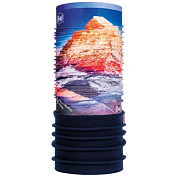 Бандана Buff Mountain Collection Polar Matterhorn Multi