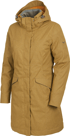Куртка для активного отдыха Salewa Alpine Life PEDRACES 2 PTX/PRL W JKT bronze brown