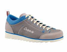 Ботинки городские (низкие)Обувь для города<br>Городские ботинки, сделанные в стиле треккинговой обуви<br> <br> - верх - замша, сетка<br> - подкладка - сетка<br> - стелька Dolomite DAS с участками различной толщины<br> - подошва Доломит EVA - высокая устойчивость и комфорт