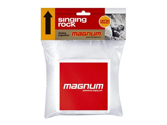 Купить Магнезия Singing Rock Magnum cube 56г, Магнезия, мешочки для магнезии, 1183541