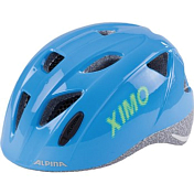 Велошлем Alpina 2018 XIMO blue