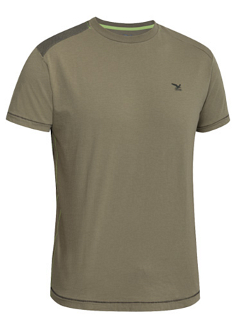 Футболка для активного отдыха Salewa 5 Continents KRAXLN CO M S/S TEE evergreen/5470