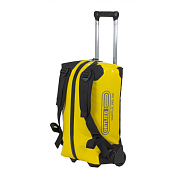 Сумка на колесах Ortlieb 2017 Duffle RG (with telescopic handle)34L sunyellow-black